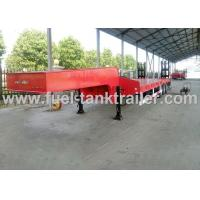 China Mechanical Widening Heavy Duty Trailer Smooth Casting Surface Leaf Spring Suspension on sale