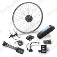China Dc 36v 250w Electric Bike Rear Wheel Hub Motor With Waterproof Function on sale