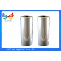 China Clear Blown Packaging Shrink Film Rolls, Non - Toxic Heat Activated Shrink Film wholesale