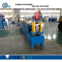 China High Speed 8 - 25m/min Roller Shutter Door Machine With Hydraulic Station wholesale