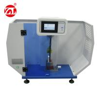 China 5.5J Digital Charpy Izod Impact Tester , Rubber Plastic Izod Charpy Test Equipment wholesale