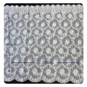 Buy cheap AEO ОСВОБОЖДАЮТ флористическую ткань 100% шнурка нейлона Chantilly для всех видов одежды from wholesalers