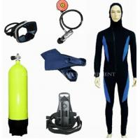 China Scuba Marine Diving Equipment Scuba Diving Full Body Suit on sale