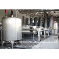 China Corn syrup production equipment industrial corn syrup manufacturing process corn syrup processing plant for sale on sale