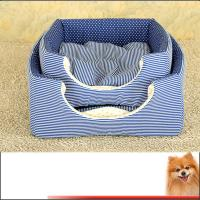 China Free shipping cheap dog beds for sale canvas sponge dog beds for sale china factory wholesale