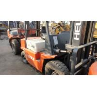 China Used 4ton heli forklift for sale on sale