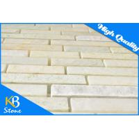 China 12 x 12  Inch Eco-friendly Mosaic Wall Tiles Polished Wall Flooring Sheet for Hotel Kitchen / Bathroom wholesale