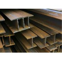 Quality Construction Material I Beam Steel Weight 17 - 35kg Under Multiple Conditions for sale