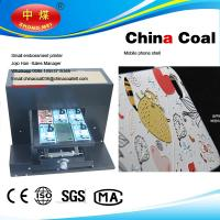 China Smallest  UV flatbed printing machine for T shirt wholesale