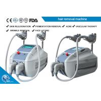 China 2500W Professional Shr Ipl Laser Equipment Hair Removal Beauty Machine With 3*12000uf wholesale