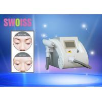 China Q Switch ND Yag Laser Machine With Two Treatment Heads For Skin Rejuvenation wholesale