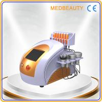 China 650nm diode laser& lipo laser slimming&cavitation rf vacuum body shape and weight loss wholesale