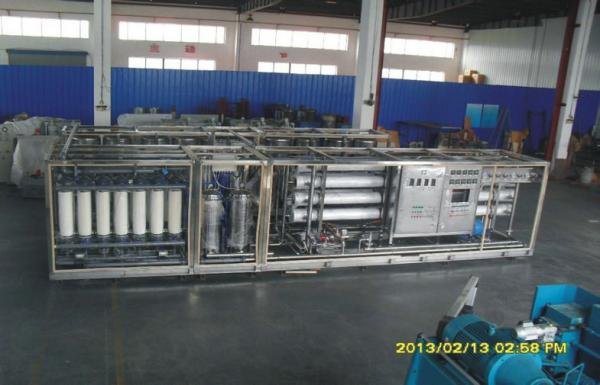 commercial seawater desalination equipment hdh-i-0.