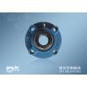 China Housed Eccentric Bushing Cast Iron Pillow Block Bearing UELFC207 Round Housings wholesale
