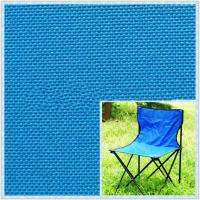 China 600D polyester oxford fabric for beach chair wholesale