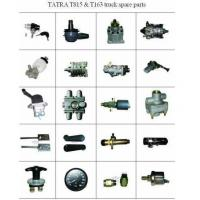 China All tatra spare parts for T815 & T163  truck, with high quality material,3 year warranty wholesale
