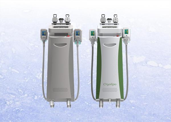 Quality Multifunctional Cryolipolysis Slimming Machine , Cavitation RF Slimming Machine for sale