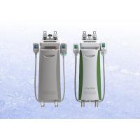 China Multifunctional Cryolipolysis Slimming Machine , Cavitation RF Slimming Machine wholesale