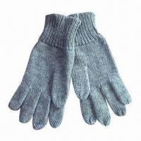 China Touch Gloves for iPhone, Made of 40% Acrylic + 30% Nylon + 30% Fleece wholesale