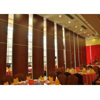 China Demountable Partition Acoustic Wooden Plywood Partition Wall Wooden Surface wholesale