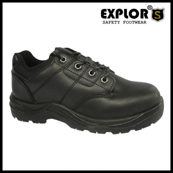Quality Men's work shoes waterproof boots steel toe safety shoes for women and men black for sale