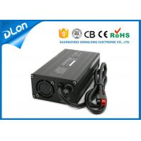 China 36V intelligent battery charger for electric bike lifepo4 power charger wholesale
