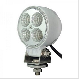 Quality High Power 12W LED WORK LIGHTS GOOD FOR TRUCK ATV AUTO LED LIGHT for sale