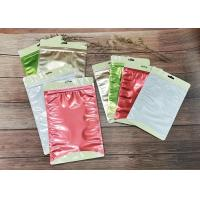 China Eight Side Plastic Packaging Bags , Self Sealing Plastic Bags Tea Dried Fruit Dog Cat Food wholesale