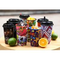 Buy cheap Promotional 350ml Coffee Cups With Lids From Disposable platic Coffee Cup from wholesalers