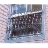 China Wrought Iron Window Grille wholesale