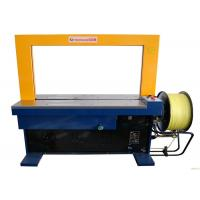 China Luggage Automatic Strapping Machine , Fully Auto Strapping Packing Machine wholesale