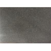 Dark Olive Soft Coat Weight Wool Fabric , Wool Blend Fabric Waterproofing