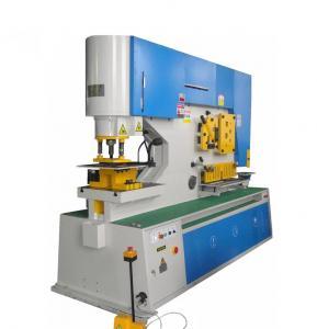 China Hydraulic Ironworker Machine Q35Y-16 Hydraulic Type 220v / 380v Voltage wholesale