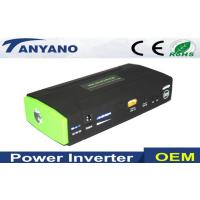 China 10A Car Jump Starter Emergency Power Supply Inverter With LCD Flashing Light wholesale