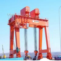 China Better Reliable Rail Mounted Gantry Crane With Good Price on sale