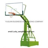 movable outdoor Basketball system wholesale basketball stand YGBS-012XY