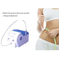 Nd Yag 1064nm Laser Liposuction System Body Slimming Portable Style