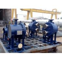 China Stainless Steel Plate Shell Heat Exchanger Welded Up To 20Mpa on sale