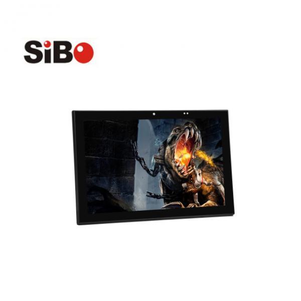Quality Tableta capacitiva negra del panel de control de la pantalla táctil con el servicio de Google y la rotación de la pantalla for sale