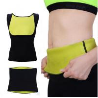 China Women New Neoprene Shapewear Push Up Vest Waist Trainer Cincher Tummy Control Girdle Sweat Body Shaper Corset Black wholesale