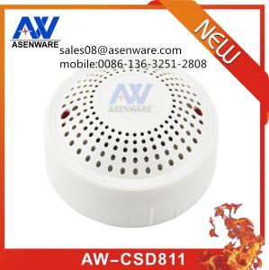 China 2 wires 9-28V DC detection cheap fire alarm sensor wholesale