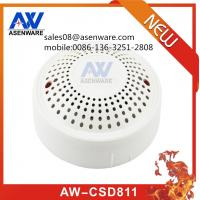 China fire alarm smoke sensor 2 wires multi hole building application wholesale