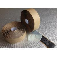 China Double Face Foam Rubber Butyl Mastic Tape Roofing Material Moisture Resistance on sale