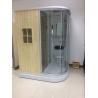 Sauna Room Bathroom Shower room 2 Sided Waste Drain / Wooden room