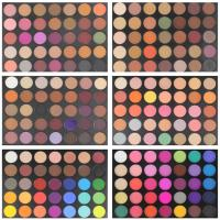 China Private Label Cheap Cosmetic 35 Color Eyeshadow Palette In Stock wholesale