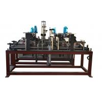 China Automatic reciprocating 1L PP plastic bottle making machine 0.75kw  motor power on sale