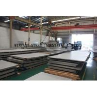 China High Grades 904l 304 316l 0.1mm Metal Stainless Steel Sheet Cold Rolled / Hot Rolled on sale