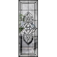 China Increased Curb Appeal Decorative Panel Glass For Apartment Home Pattern Surface wholesale