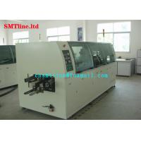 China Precise Smd Components Soldering Machine 50-350MM PCB Width With Fan Cooling wholesale