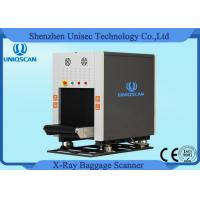 China Multi-Generator Luggage Scanner SF6040D Dual View Security Equipment for Airport wholesale